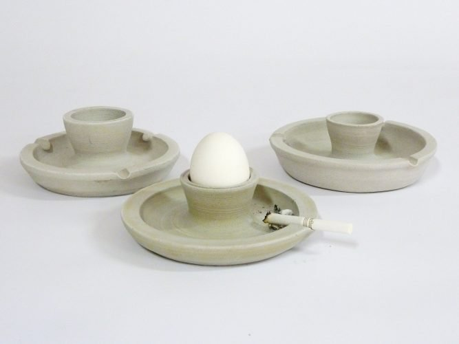 Tishah Baav -Maaferah -2011-9th of Av-Ash and Egg Tray